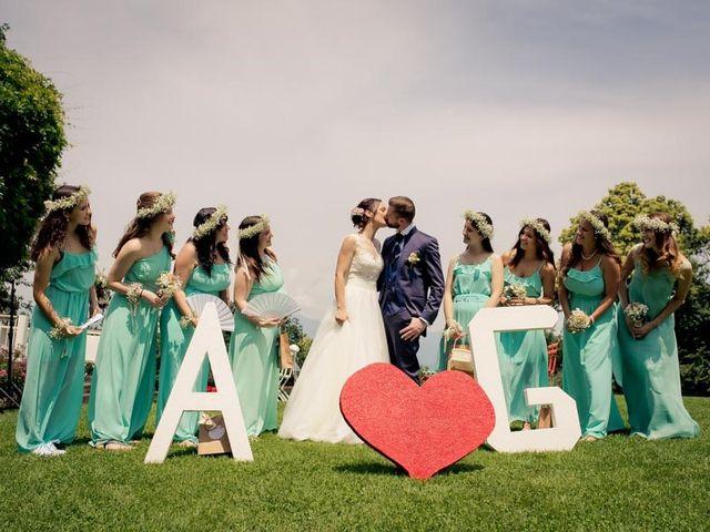 Il matrimonio di Gianluca e Angela a Volpago del Montello, Treviso 20