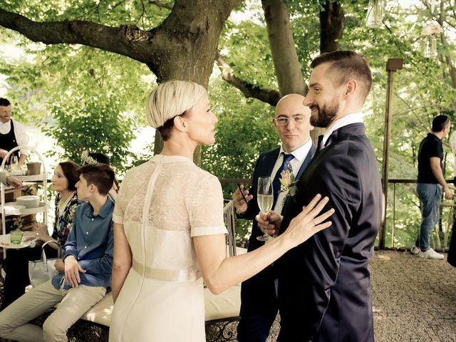 Il matrimonio di Gianluca e Angela a Volpago del Montello, Treviso 25
