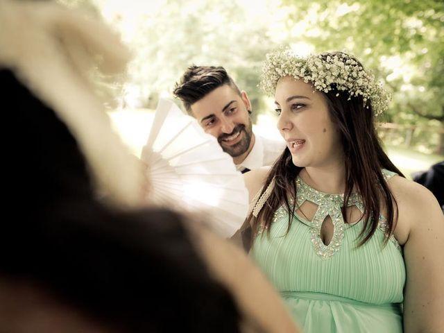 Il matrimonio di Gianluca e Angela a Volpago del Montello, Treviso 28