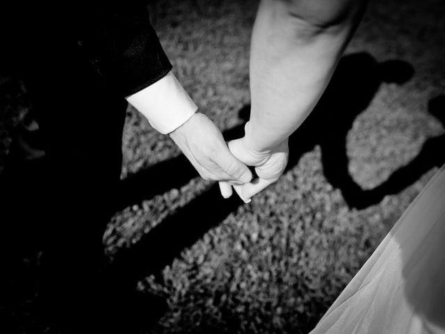 Il matrimonio di Gianluca e Angela a Volpago del Montello, Treviso 45