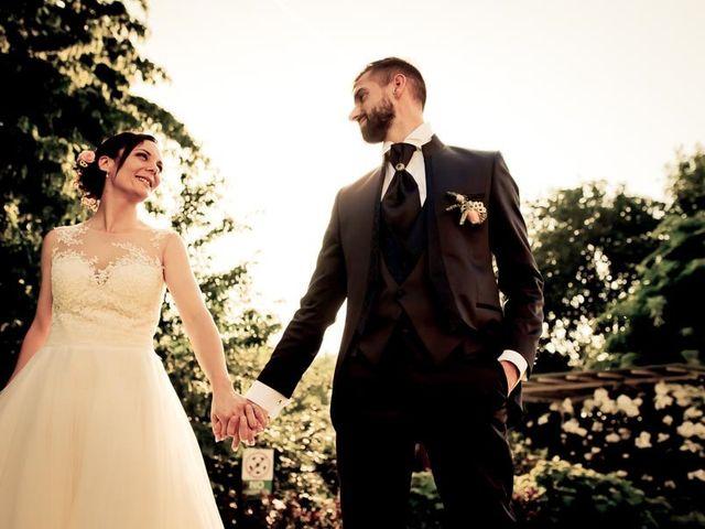 Il matrimonio di Gianluca e Angela a Volpago del Montello, Treviso 51