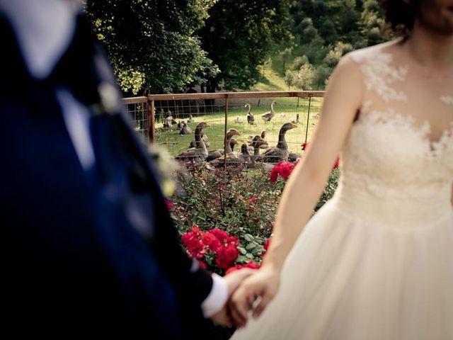 Il matrimonio di Gianluca e Angela a Volpago del Montello, Treviso 53
