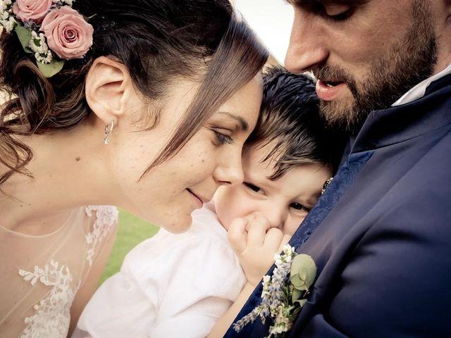 Il matrimonio di Gianluca e Angela a Volpago del Montello, Treviso 58