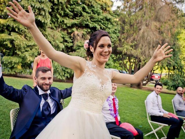 Il matrimonio di Gianluca e Angela a Volpago del Montello, Treviso 62
