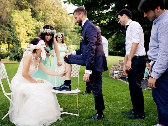 Il matrimonio di Gianluca e Angela a Volpago del Montello, Treviso 66