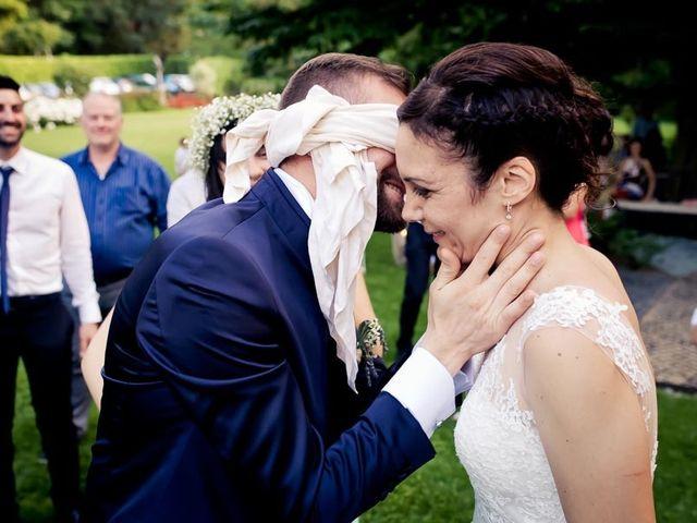 Il matrimonio di Gianluca e Angela a Volpago del Montello, Treviso 71