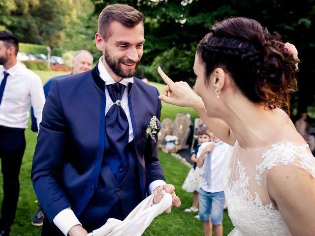 Il matrimonio di Gianluca e Angela a Volpago del Montello, Treviso 72
