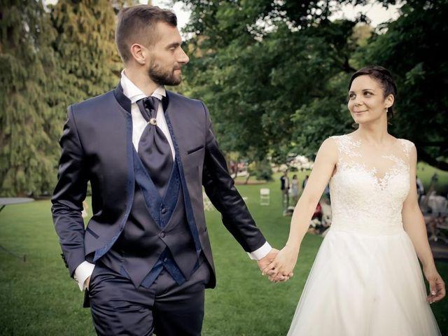 Il matrimonio di Gianluca e Angela a Volpago del Montello, Treviso 73
