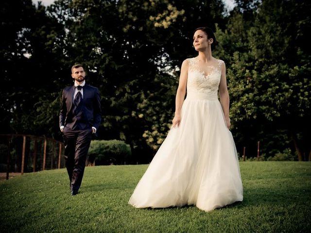 Il matrimonio di Gianluca e Angela a Volpago del Montello, Treviso 74