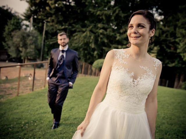 Il matrimonio di Gianluca e Angela a Volpago del Montello, Treviso 75