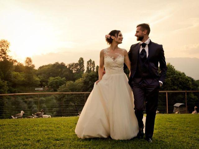 Il matrimonio di Gianluca e Angela a Volpago del Montello, Treviso 77