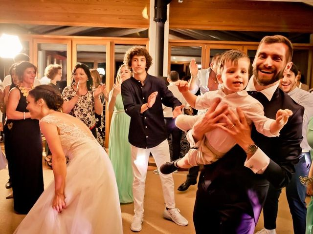 Il matrimonio di Gianluca e Angela a Volpago del Montello, Treviso 85