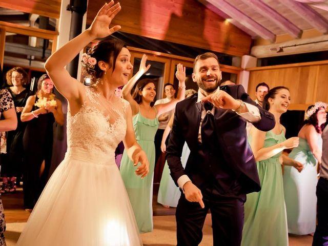 Il matrimonio di Gianluca e Angela a Volpago del Montello, Treviso 87