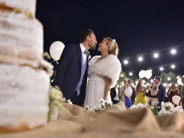 Il matrimonio di Silvia e Francesco a Mola di Bari, Bari 1