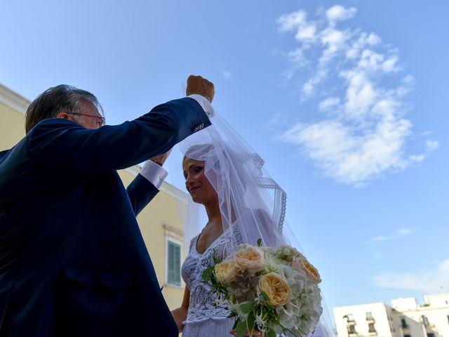 Il matrimonio di Silvia e Francesco a Mola di Bari, Bari 5