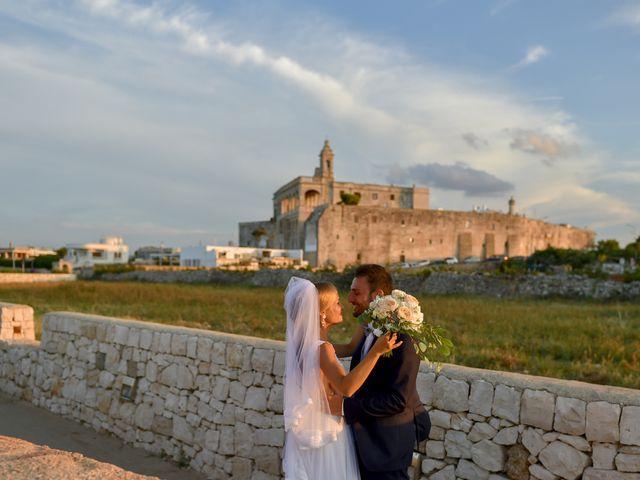 Il matrimonio di Silvia e Francesco a Mola di Bari, Bari 12