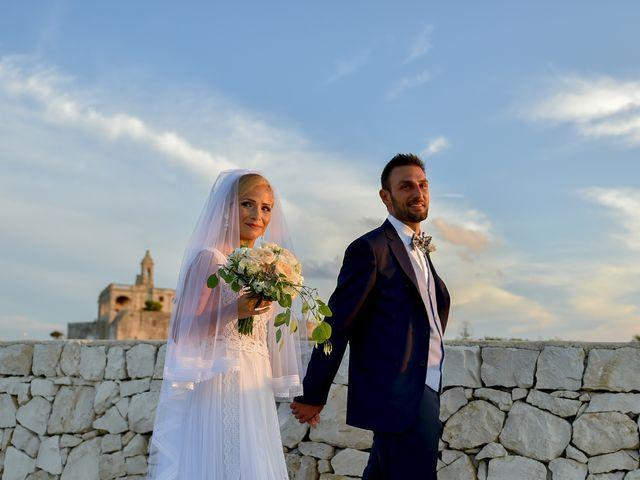 Il matrimonio di Silvia e Francesco a Mola di Bari, Bari 13