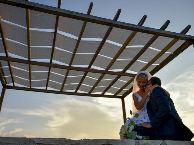 Il matrimonio di Silvia e Francesco a Mola di Bari, Bari 15