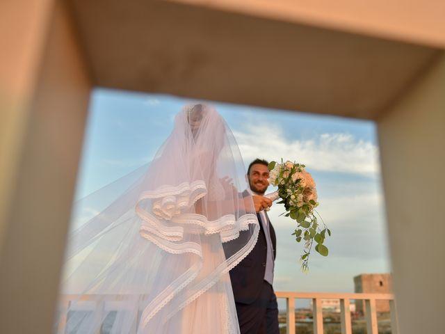 Il matrimonio di Silvia e Francesco a Mola di Bari, Bari 16