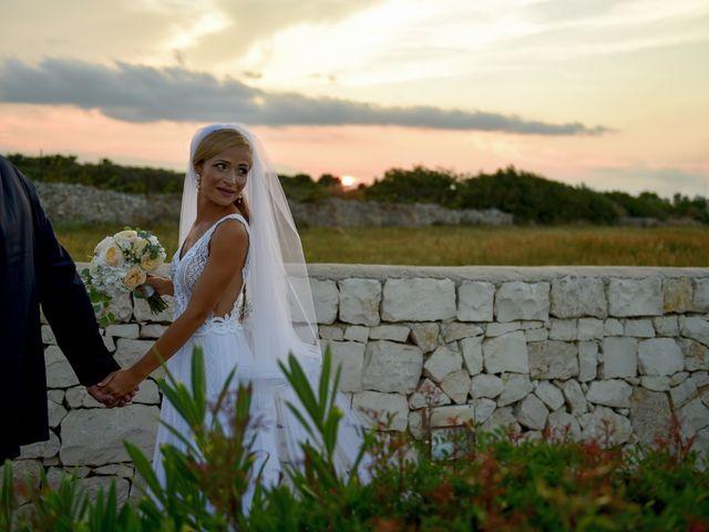 Il matrimonio di Silvia e Francesco a Mola di Bari, Bari 17