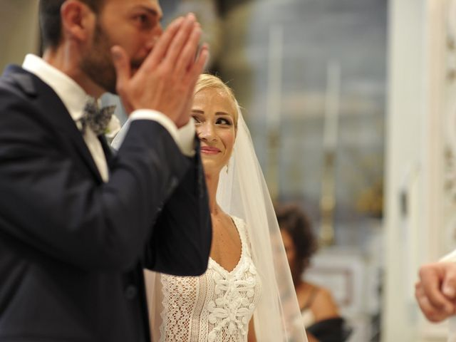 Il matrimonio di Silvia e Francesco a Mola di Bari, Bari 24