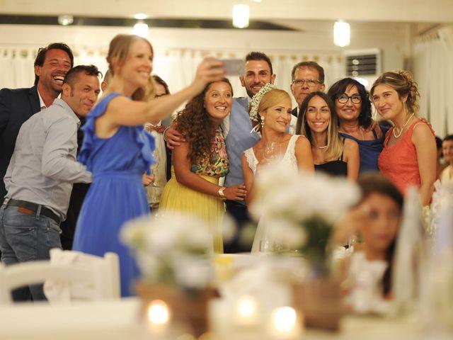 Il matrimonio di Silvia e Francesco a Mola di Bari, Bari 28
