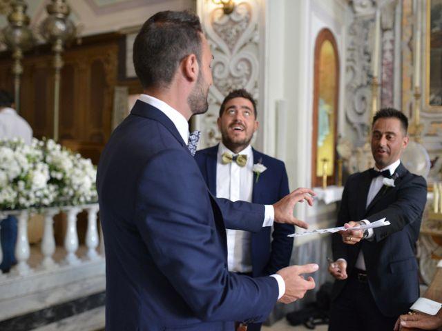 Il matrimonio di Silvia e Francesco a Mola di Bari, Bari 31