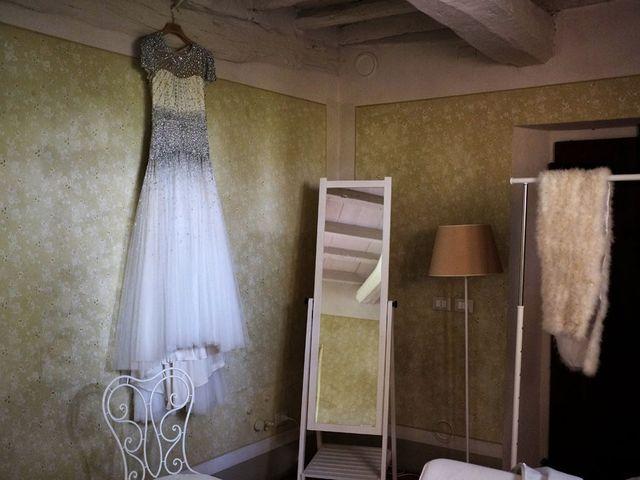 Il matrimonio di Enrico e Alessandra a Medole, Mantova 11
