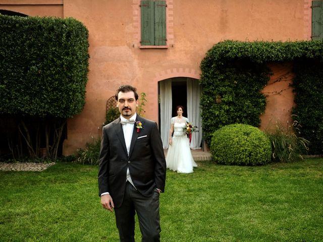 Il matrimonio di Enrico e Alessandra a Medole, Mantova 24