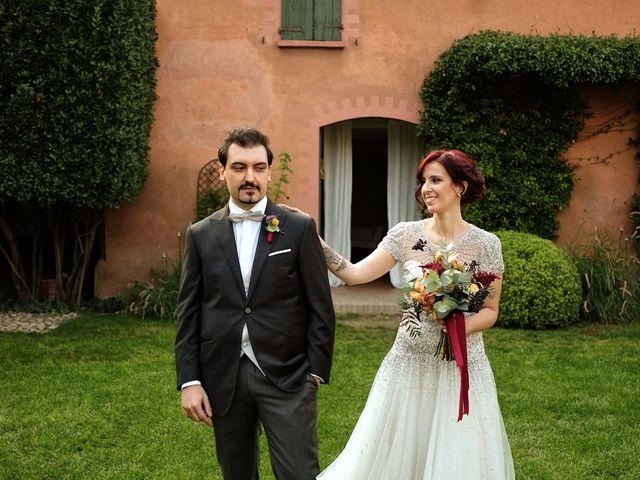 Il matrimonio di Enrico e Alessandra a Medole, Mantova 25