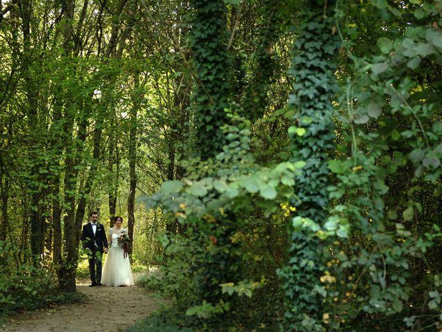 Il matrimonio di Enrico e Alessandra a Medole, Mantova 33