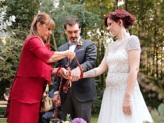 Il matrimonio di Enrico e Alessandra a Medole, Mantova 36