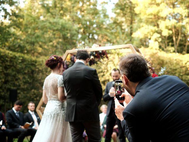 Il matrimonio di Enrico e Alessandra a Medole, Mantova 43