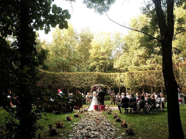 Il matrimonio di Enrico e Alessandra a Medole, Mantova 45