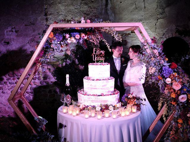 Il matrimonio di Enrico e Alessandra a Medole, Mantova 76