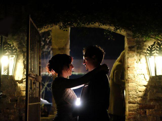 Il matrimonio di Enrico e Alessandra a Medole, Mantova 77