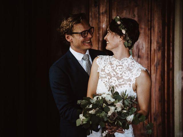 le nozze di Pernille e Henrik