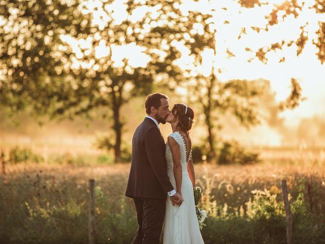 Le nozze di Allegra e Jack