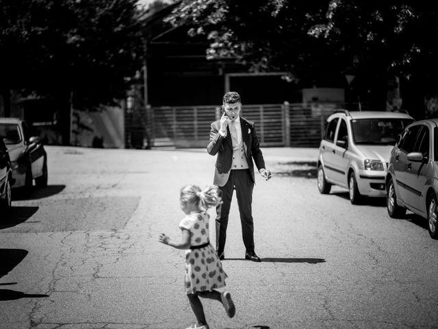 Il matrimonio di Andi e Valentina a Asti, Asti 3