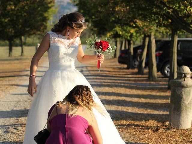 Il matrimonio di Indrit e Elona a Montebello della Battaglia, Pavia 9