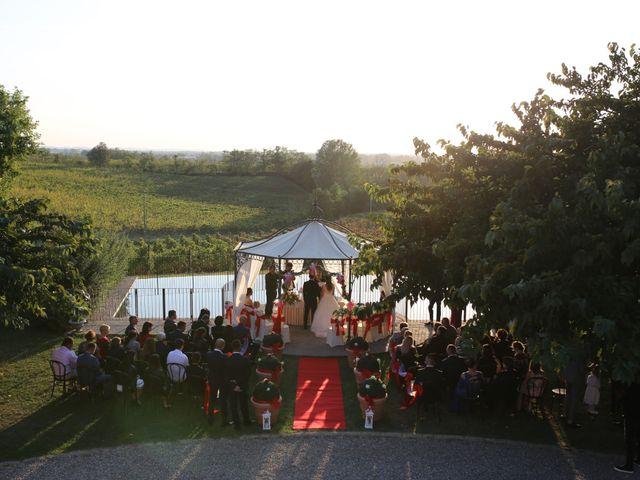 Il matrimonio di Indrit e Elona a Montebello della Battaglia, Pavia 13