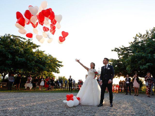Il matrimonio di Indrit e Elona a Montebello della Battaglia, Pavia 14