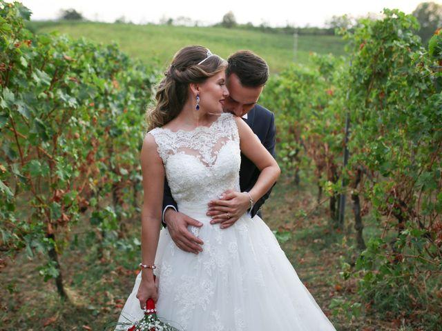 Il matrimonio di Indrit e Elona a Montebello della Battaglia, Pavia 18
