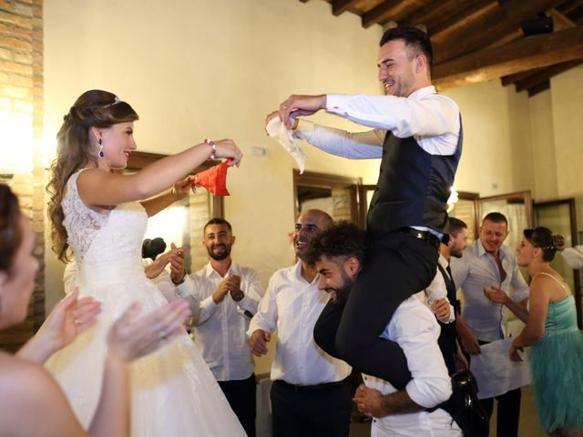 Il matrimonio di Indrit e Elona a Montebello della Battaglia, Pavia 23