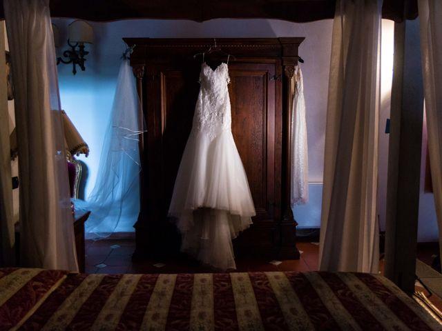 Il matrimonio di Leonardo e Caterina a Carmignano, Prato 2