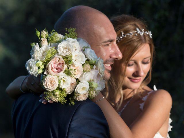 Il matrimonio di Leonardo e Caterina a Carmignano, Prato 17