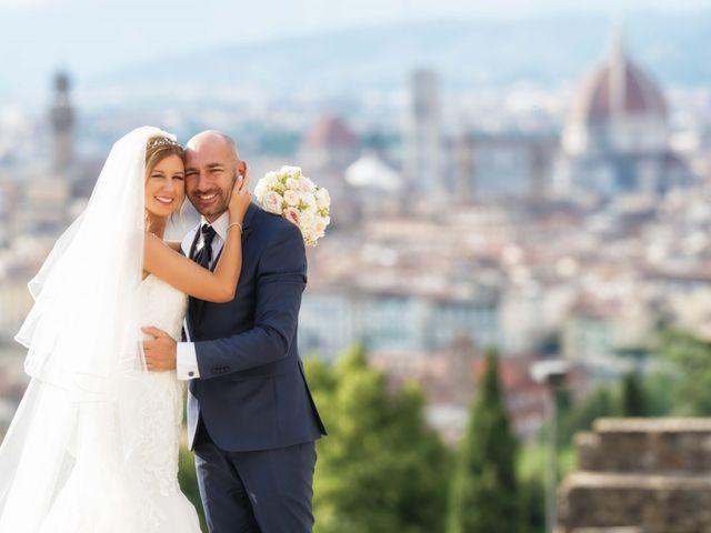 Il matrimonio di Leonardo e Caterina a Carmignano, Prato 18