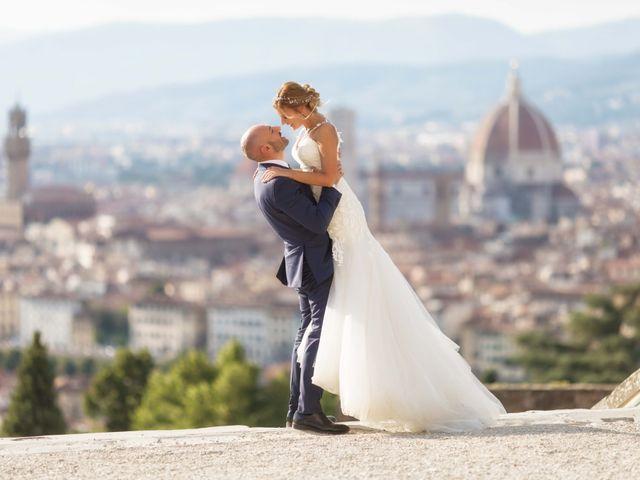 Le nozze di Caterina e Leonardo