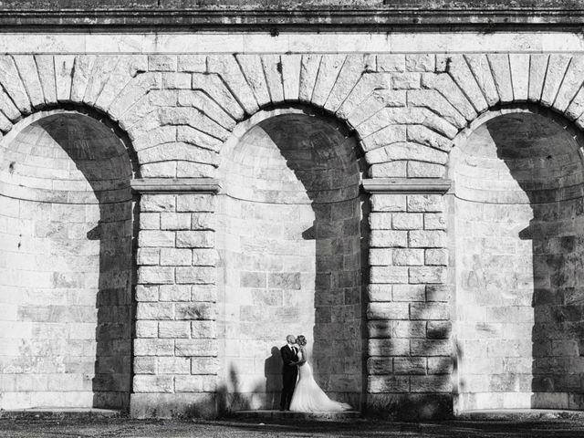 Il matrimonio di Leonardo e Caterina a Carmignano, Prato 19