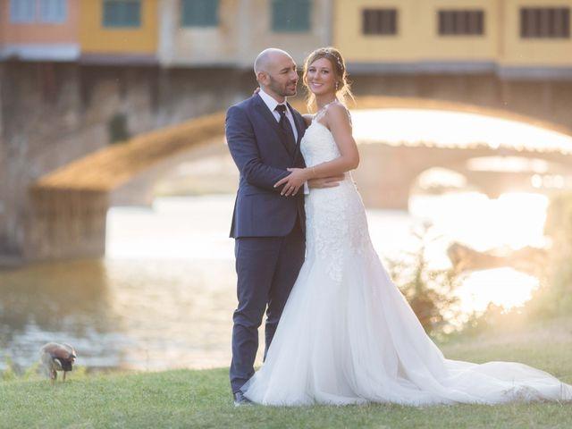 Il matrimonio di Leonardo e Caterina a Carmignano, Prato 21